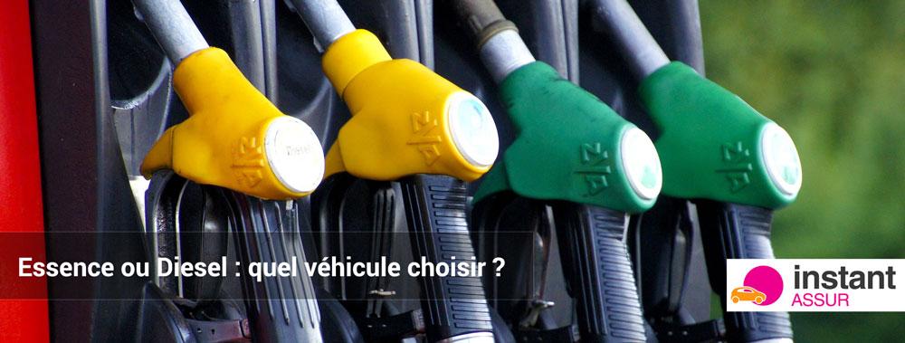 essence ou diesel : quelle voiture choisir ?