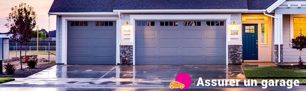 assurer le garage d'une maison